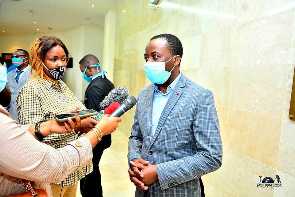 Le Dr Jérôme Munyangi victime d'une campagne de diabolisation et sextape