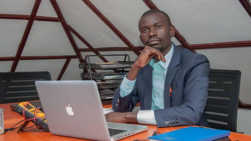 Interview exclusive avec SHERIA ENOCK Eunosher Dg de Satec Incubateur depuis Goma au Nord-kivu