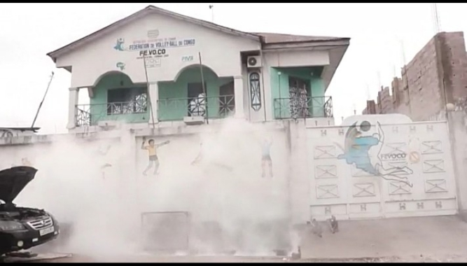 """Lutte contre la pandémie de Covid-19 : la """"FEVOCO"""" DÉSINFECTE SON SIÈGE AVANT LA REPRISE"""
