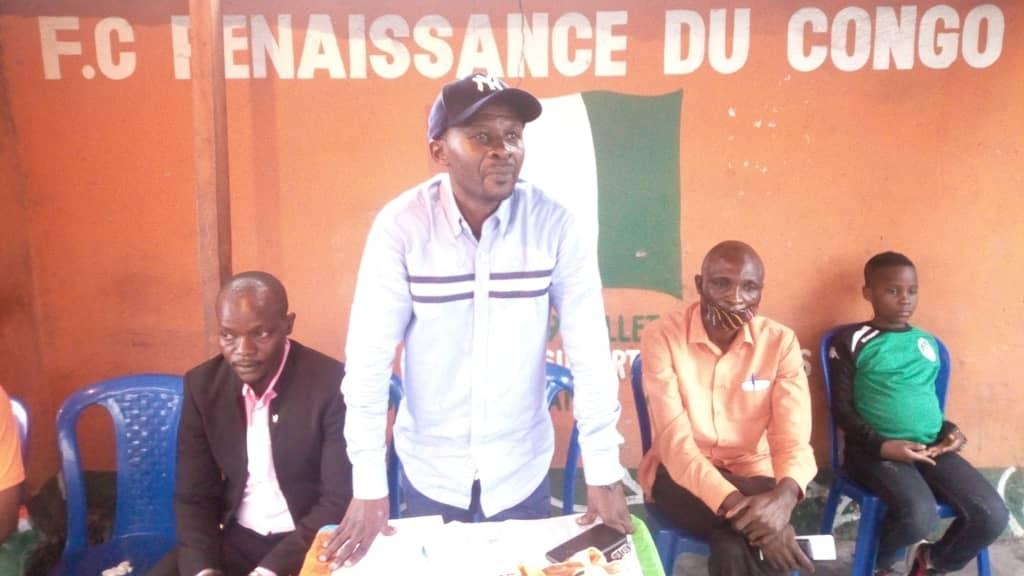 FC RENAISSANCE DU CONGO : LA SECTION BARUMBU RÉHABILITÉE
