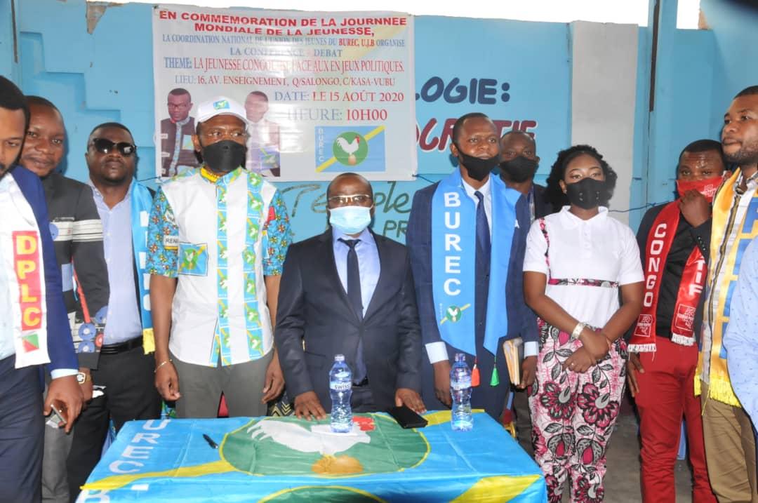 La coordination Nationale des jeunes du BUREC a primé 4 hauts cadres du parti