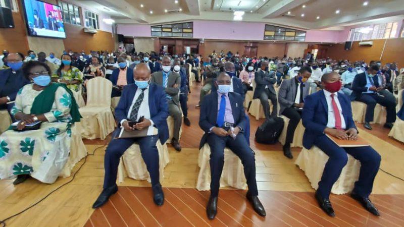 Julien Paluku a conféré avec les opérateurs économiques du Nord-Kivu