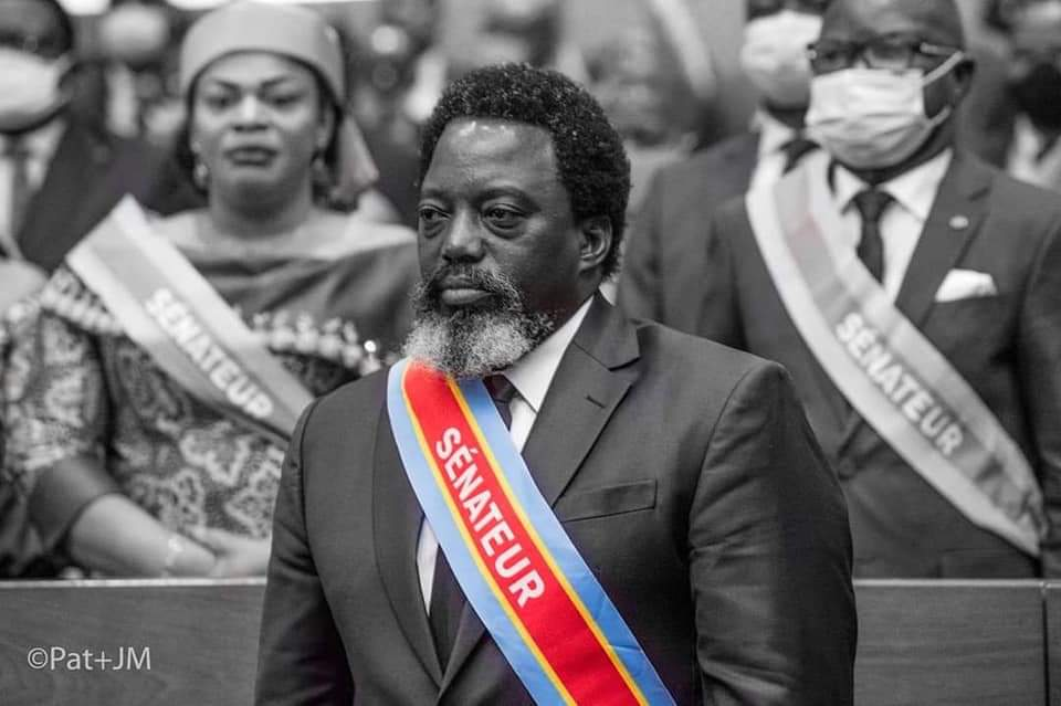 """Thambwe Mwamba : """"Nous attendons beaucoup du président de la République pour la sécurité de l'Est"""""""