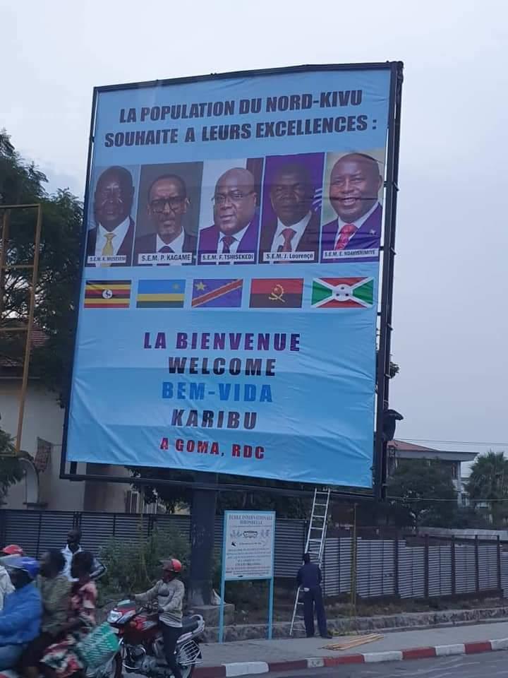 Sommet de la sous-région : Un Congolais réfléchie à haute voix