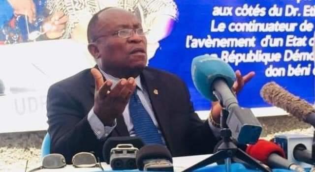 """Affaire Minembwe: """"l'idée est autre que la décentralisation mais c'est plus tôt un projet de balkanisation"""" Valentin Mubake"""