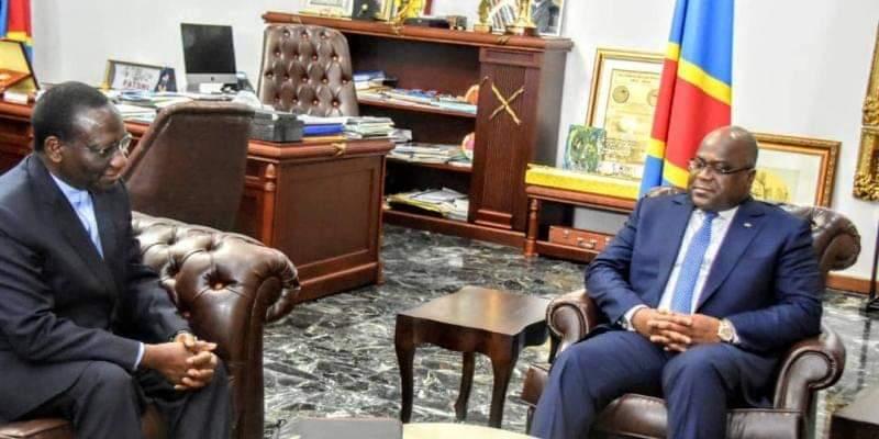 RDC : la VSV demande à Tshisekedi de mettre fin à la coalition, de dissoudre l'Assemblée nationale et de révoquer Ilunkamba