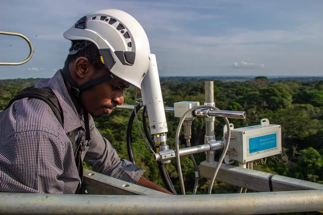 Yangambi abrite désormais la première tour à flux au cœur du bassin du Congo