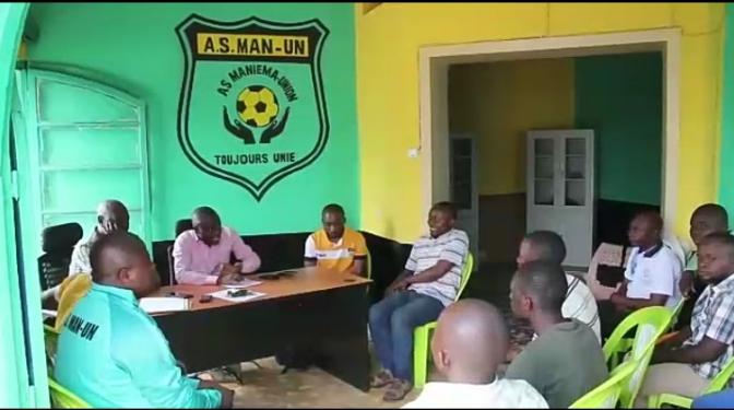 Coupe de la CAF : MANIEMA UNION -BLOEMFONTEIN : FIDELE KAWAYA EXHORTE LES SUPPORTERS À UNE MOBILISATION SANS PRÉCÉDENT
