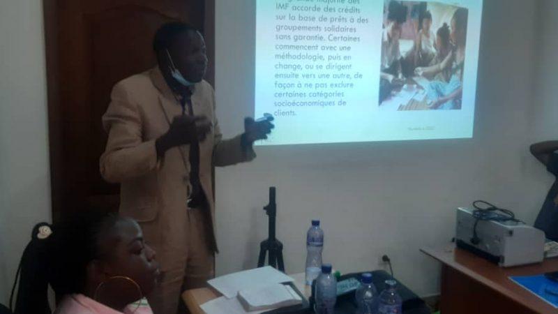 ONG Mouvement des Initiatives des Femmes pour la Démocratie et le Développement, MIFED CONGO forment ses membres