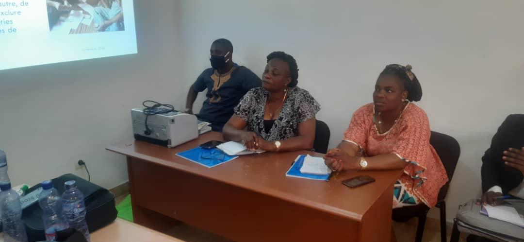 RDC: LE MOUVEMENT DES INITIATIVES DES FEMMES POUR LA DÉMOCRATIE ET LE DÉVELOPPEMENT(MIFED Congo) FORME SES FORMATEURS