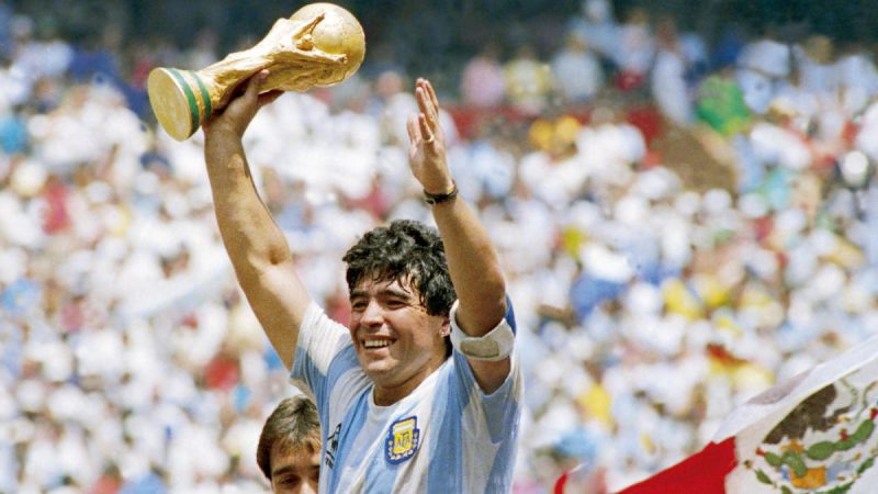 Tout savoir sur Diego Maradona
