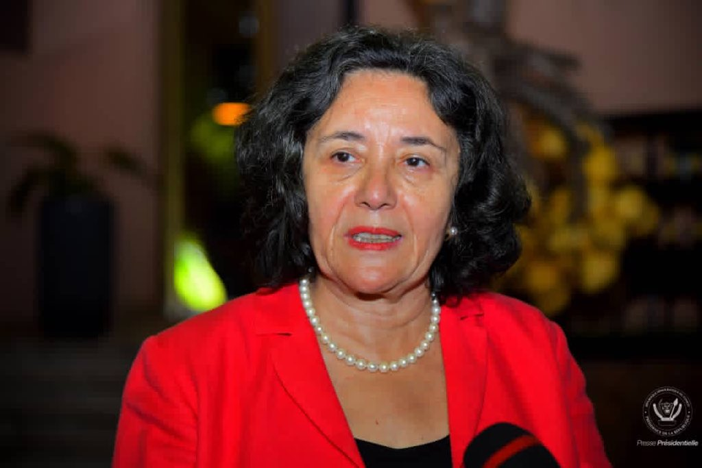 LEILA ZERROUGUI RECUE CE MERCREDI PAR LE PRÉSIDENT DE LA RÉPUBLIQUE