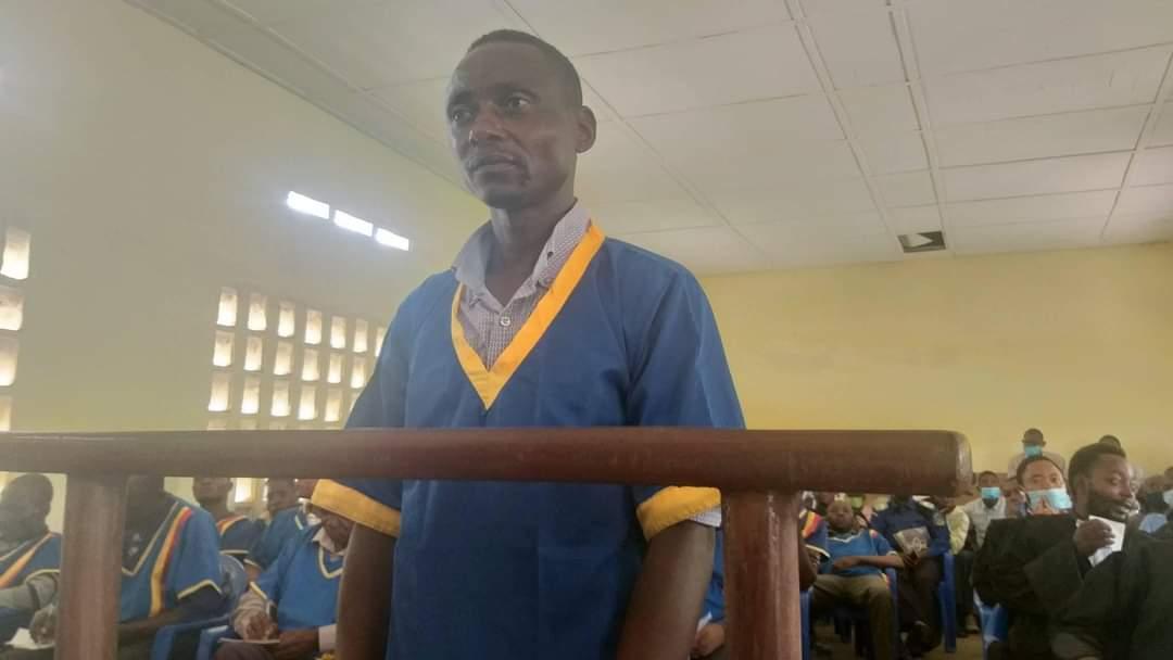 Meurtre des experts de l'ONU : Kabeya Kafeli nie avoir tiré sur Michael Sharp.