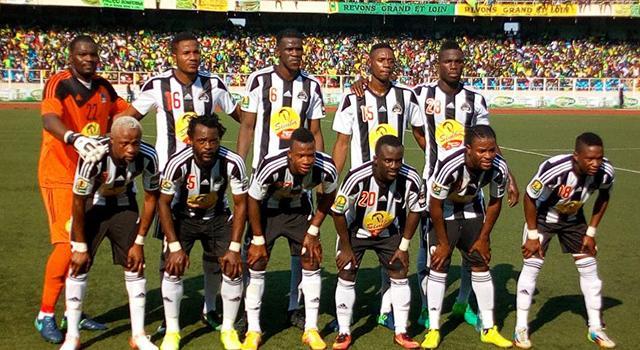 LDC-CAF : BEL ENTAME A L'EXTÉRIEUR DU TOUT PUISSANT MAZEMBE EN COMPÉTITION AFRICAINE INTERCLUBS