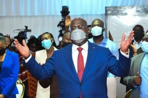 RDC POLITIQUE  DEUX ANS DE FELIX TSHISEKEDI AU POUVOIR FINI LE STAGE