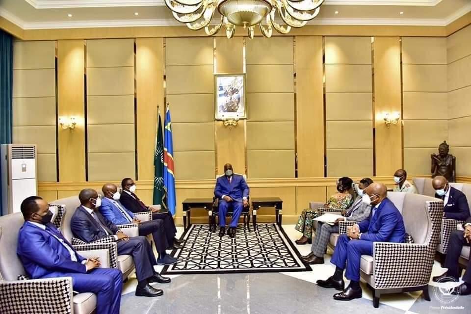 RDC – POLITIQUE : LES DESSOUS DE LA VISITE DE LA DÉLÉGATION RWANDAISE À KINSHASA
