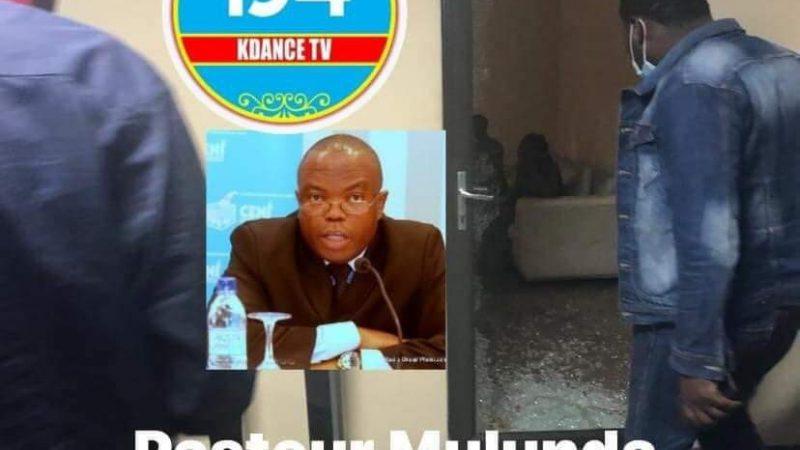 RDC – JUSTICE : LUBUMBASHI AFFAIRE NGOY MULUNDA L'INTOUCHABLE