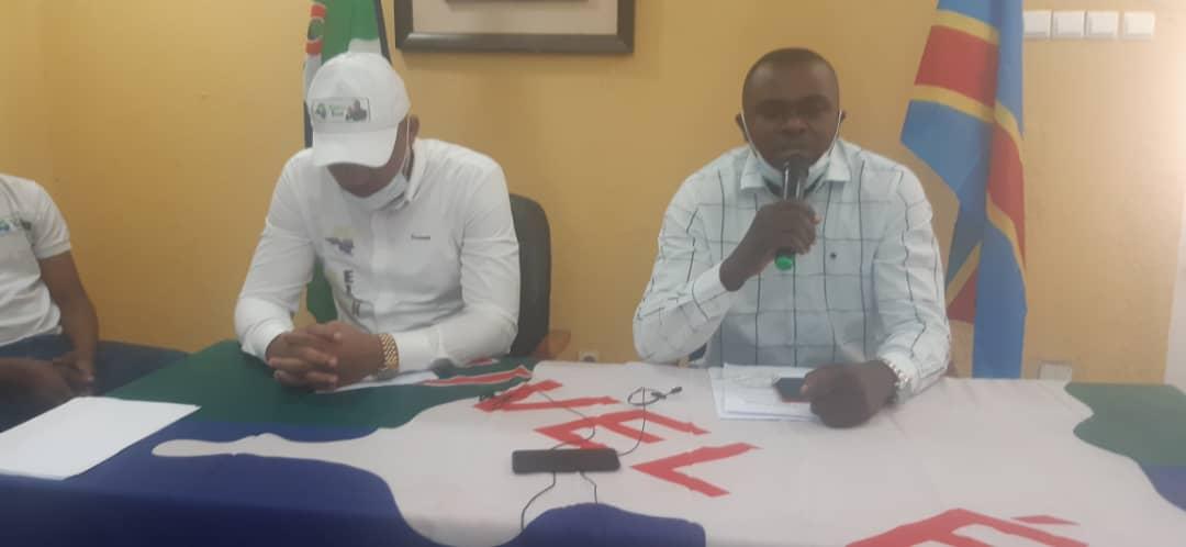 RDC-Politique : Echange des voeux entre le secrétariat et la coordination de la jeunesse du Nouvel élan