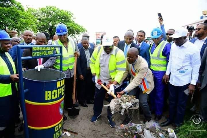 RDC-SALUBRITE : KIN BOPETO UN FIASCO BIEN ORCHESTRÉ POUR SAPER L'ACTION DU CHEF DE L'ÉTAT363 MILLIONS USD