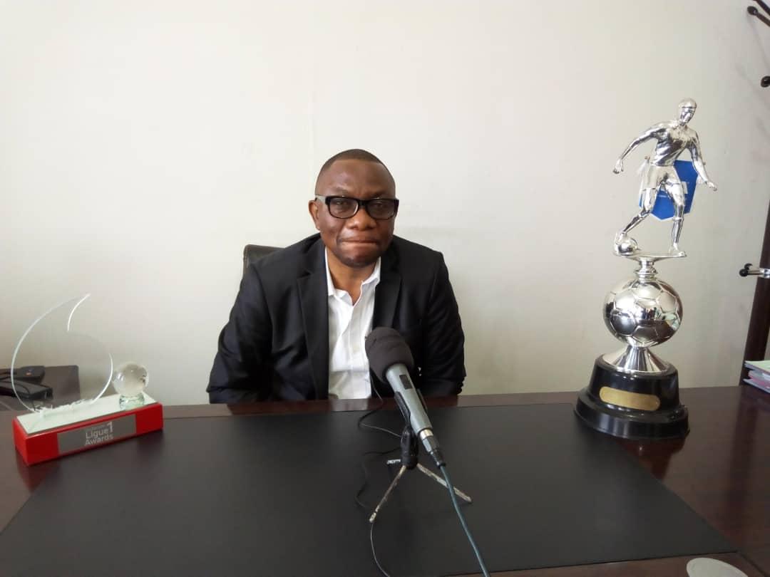 RDC SPORT   LINAFOOT: BOSCO MWEHU PENSE AU CHANGEMENT DE LA FORMULE DE LA LIGUE 2