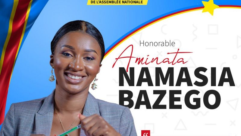 RDC BUREAU DÉFINITIF : L'HONORABLE AMINATA NAMASIA S'ENGAGE POUR LA MODERNISATION DE LA GESTION DU PATRIMOINE DE l'ASS.NAT