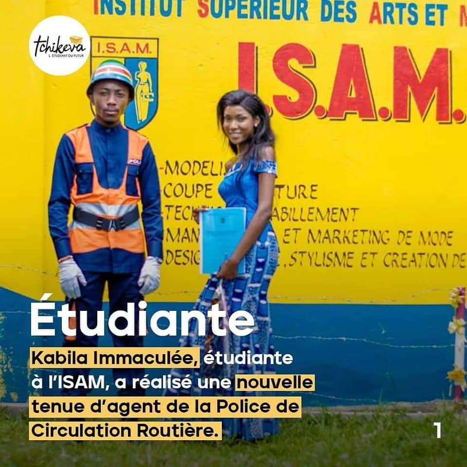 RDC CULTURE :KINSHASA MODE|EDITORIAL7.NET