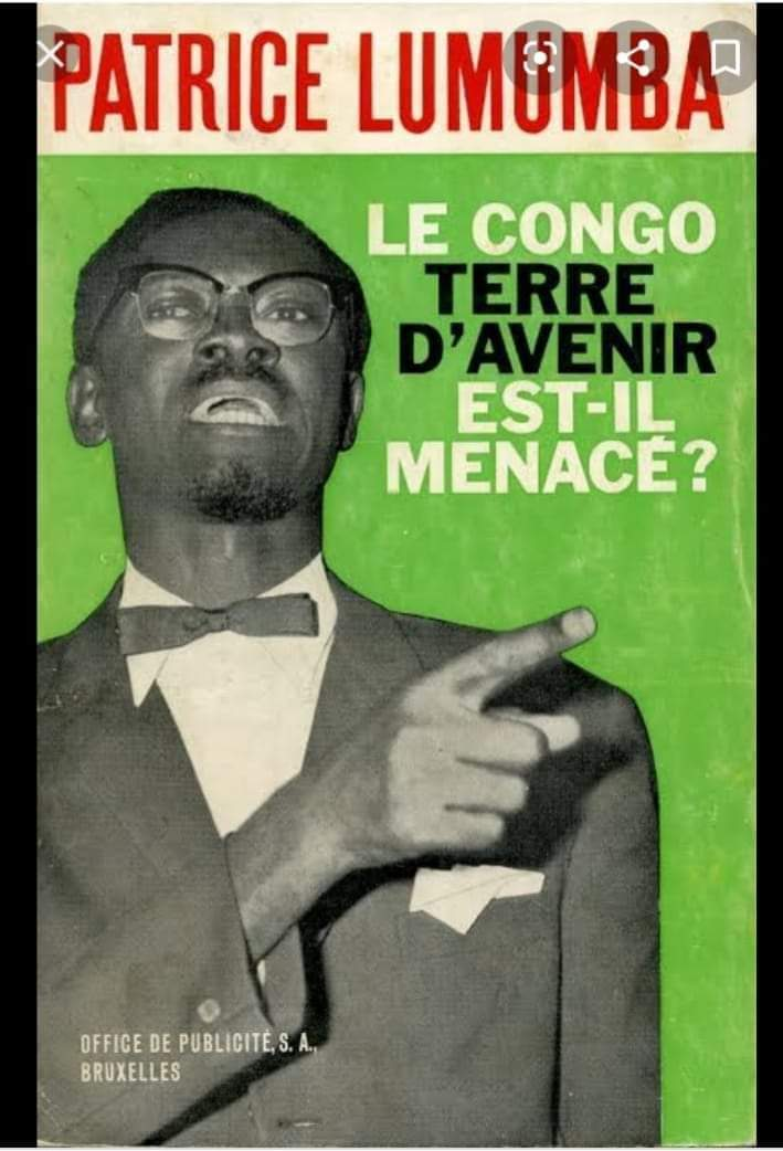 Rdc-Société la dernière lettre de P.E.Lumumba  Éditorial7.net