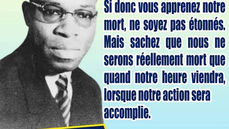 Rdc Société : Page d'histoire Maurice  MPOLO Compagnon de Lutte de P.E. LUMUMBA | Éditorial7.net