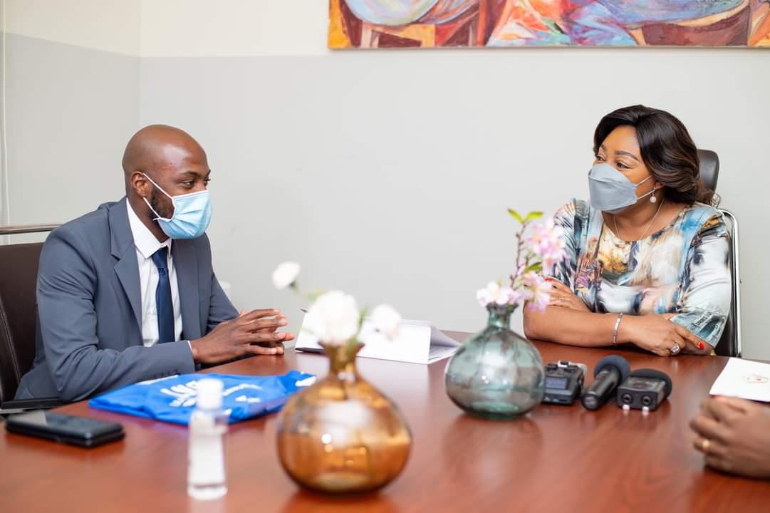 Rdc société : Youssouf Mulumbu chez Maman Denise | Éditorial7.net