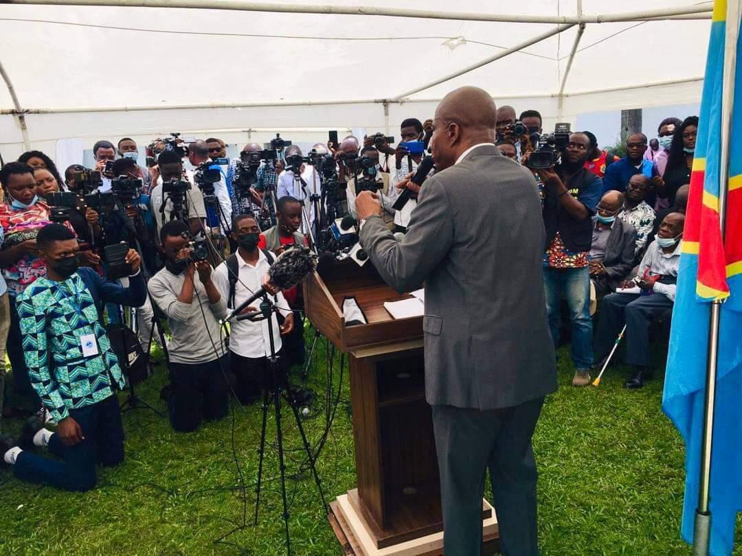 Rdc-politique : la Rdc n'est pas un pays neocolonisé declare Martin Fayulu