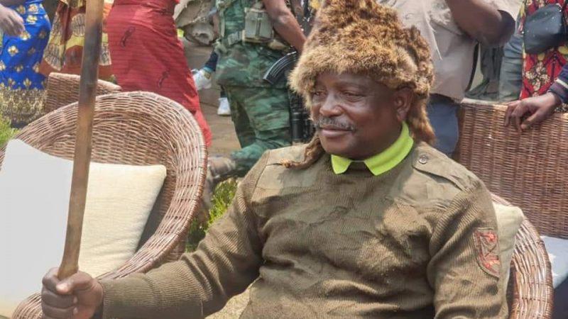 Rdc société : Le peuple pygmée Batwaintronise Dedieu BYA'OMBE|Éditorial7.net