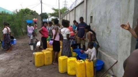 ville de Kinshasa : vers une pénurie d'eau jusqu'à la fin de l'année 2021|éditorial7.net