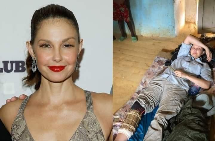 Rdc-santé: grave accident de l'actrice américaine Ashley Judd dans la forêt congolaise