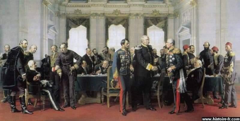 triste 136e anniversaire de l'acte de BERLIN,(26 février 1885 – 26 février 2021)