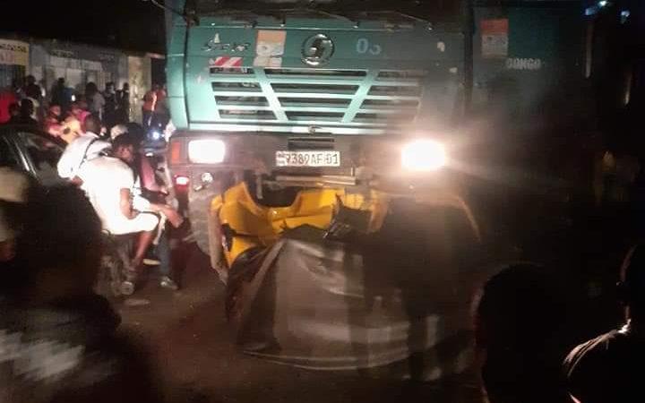 Kinshasa :accident de circulation|Editorial7.net