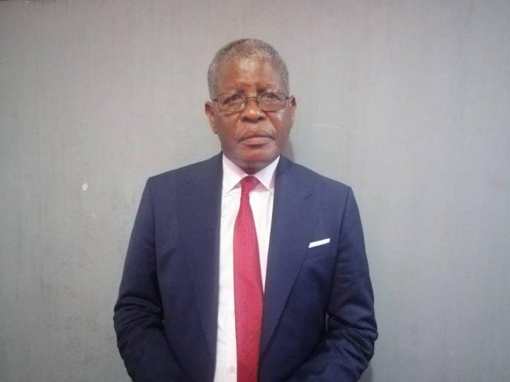 Union Africaine Will kalondji félicite le Chef de l'état F. TSHISEKEDI