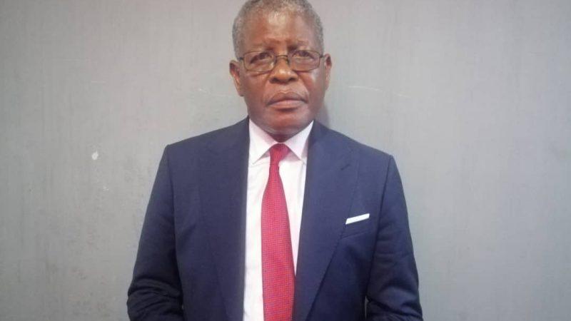 Union Africaine|Will kalondji félicite le Chef de l'état F. TSHISEKEDI