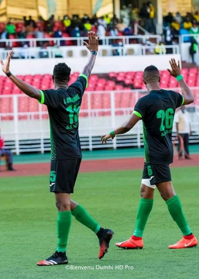 Foot-ldc/Caf:as vita club bat el Merrick et se relance dans la course|Éditorial7.net
