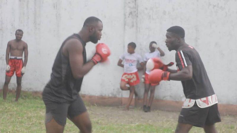 Sport-Boxe arabe: trois boxeurs congolais déjà en préparation avant le gala  Russe