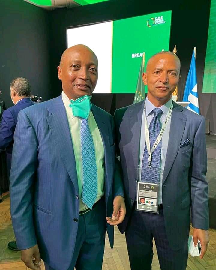 élection Caf:le sud-africain Patrice Motsepe désigné président Editorial7.net
