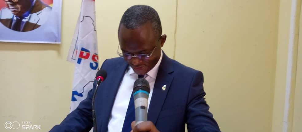 """Rdc-politique :""""La CEP/UDPS s'oriente déjà vers 2023″ JOHN KABEYA SHIKAYI"""