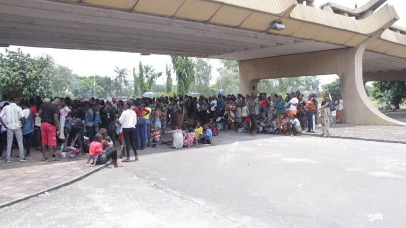 Kinshasa-Environnement: L'assainissement de la place échangeur se poursuit