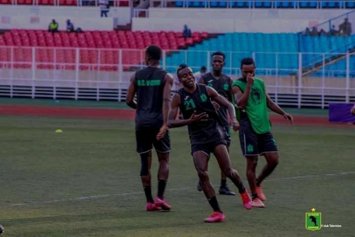 LDC-CAF:VCLUB BATTUE PAR AL AHLY A KINSHASA (0-3)|Editorial7.net