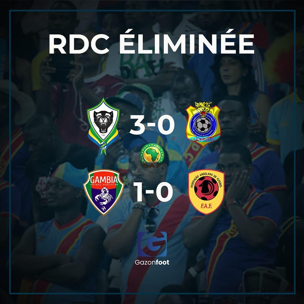 foot-Elimintoires can 2021:le plus titré,Nsengi Biembe incapable de qualifier la Rdc à la phase finale