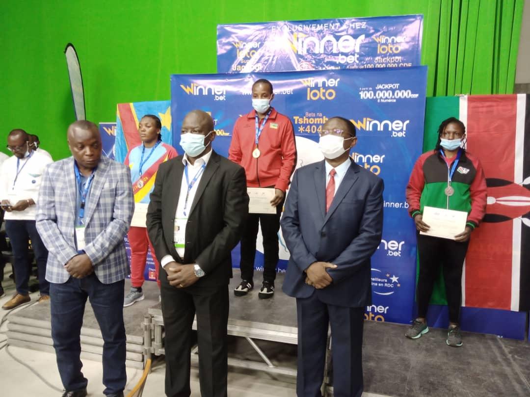 Boxe: Rdc termine première au championnat d'Afrique de la zone 3