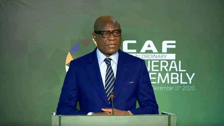 foot-Rdc:finis la prise d'otage Constant Omari décide de libérer le football Congolais