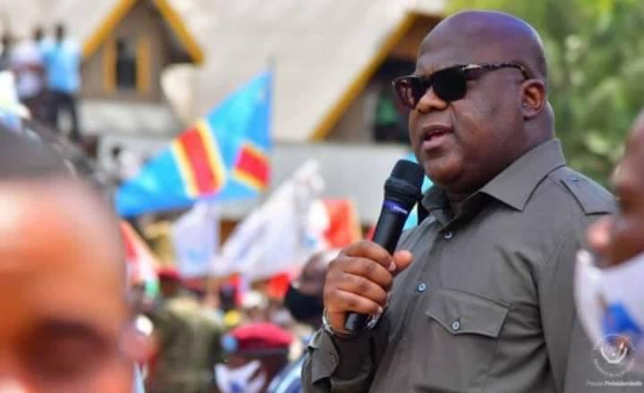 Rdc-société : les acquis primaires du peuple que dirige Félix Tshisekedi mis en male