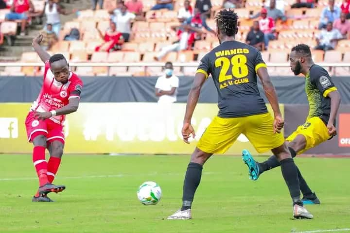 Caf/ldc:Simba martyrise vclub en Tanzanie|Editorial7.net