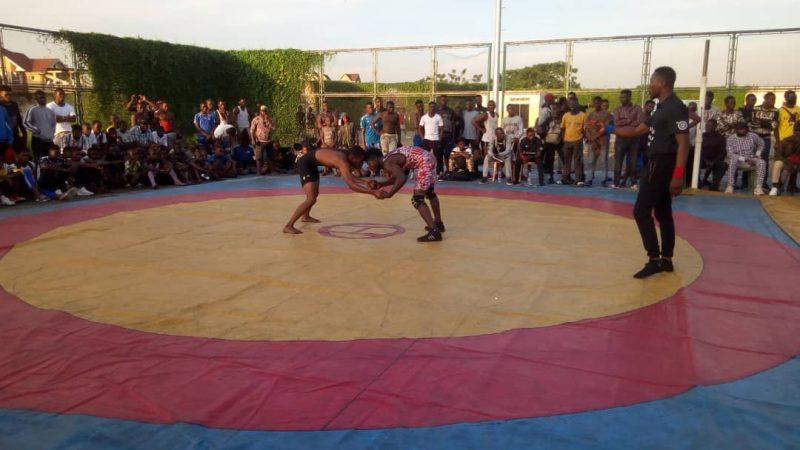 lutte rdc:Kinshasa a Reçu la troisième édition du challenge pamphil du Congo CONGO