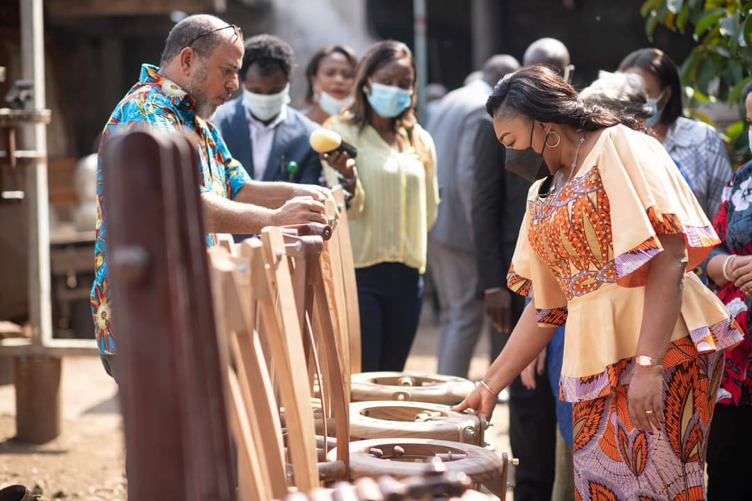 Société : Denise Nyakeru conjugue au féminin l'avenir des étoiles de la nation
